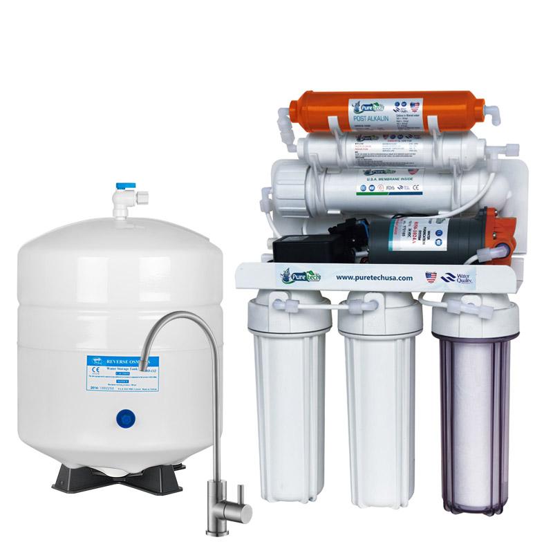 puretech pompalı su artıcısı