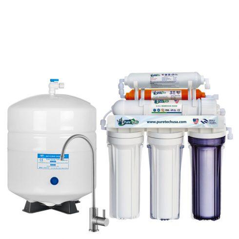 puretech pompasız su artıma